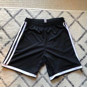 EUC kids medium (11-12 years) Adidas shorts